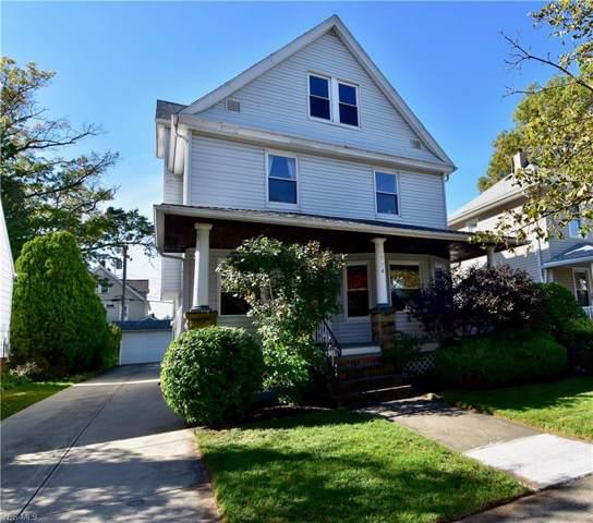 1574 Orchard Grove Avenue, Lakewood, OH 44107 (MLS #4143913) :: The Crockett Team, Howard Hanna