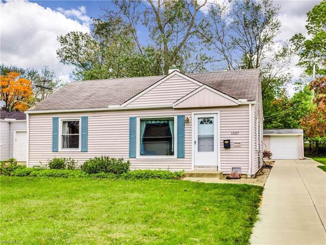 1107 Iroquois Avenue, Mayfield Heights, OH 44124 (MLS #4143919) :: The Crockett Team, Howard Hanna