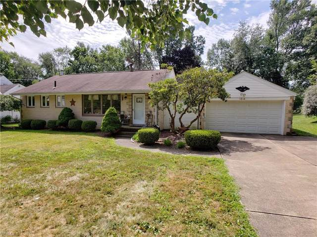 1818 50th Street NW, Canton, OH 44709 (MLS #4144081) :: RE/MAX Trends Realty