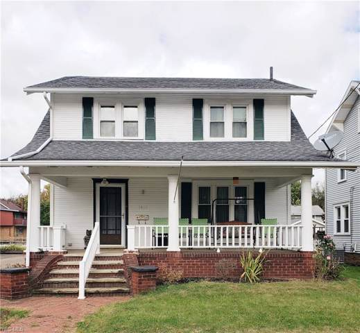 1407 Cottage Place NW, Canton, OH 44703 (MLS #4144155) :: RE/MAX Trends Realty