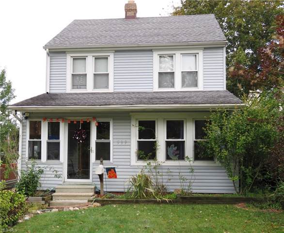 539 Reed Avenue, Akron, OH 44301 (MLS #4144246) :: RE/MAX Trends Realty