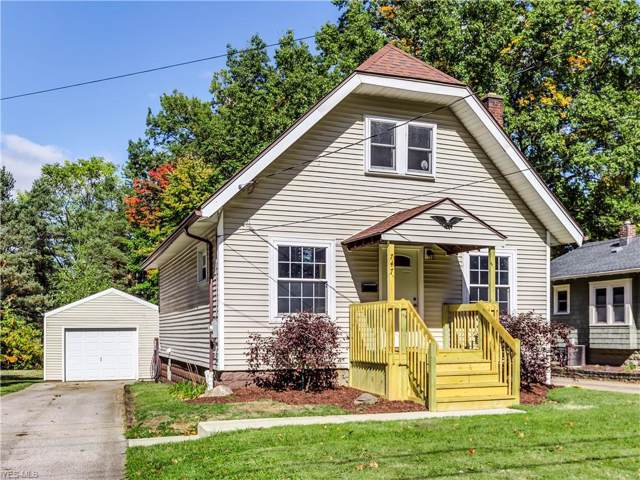 747 School Avenue, Cuyahoga Falls, OH 44221 (MLS #4144411) :: RE/MAX Above Expectations