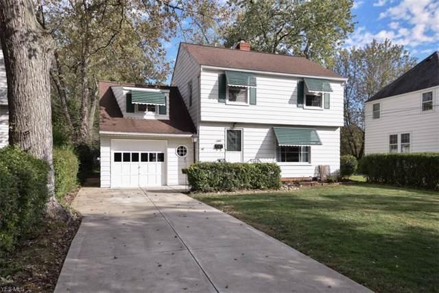 1495 Edgefield Road, Lyndhurst, OH 44124 (MLS #4144426) :: Tammy Grogan and Associates at Cutler Real Estate