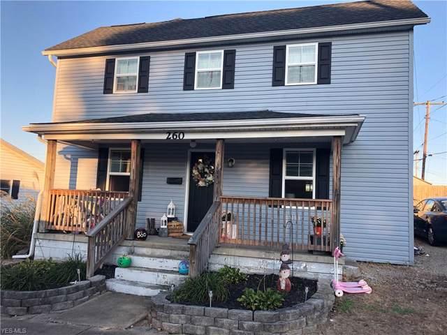 260 S 3rd Street, Byesville, OH 43723 (MLS #4144662) :: The Crockett Team, Howard Hanna