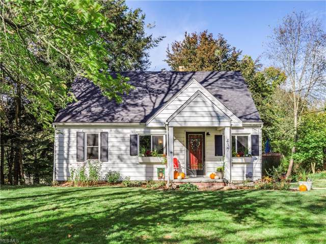 437 Eastwood Avenue, Tallmadge, OH 44278 (MLS #4144881) :: RE/MAX Above Expectations