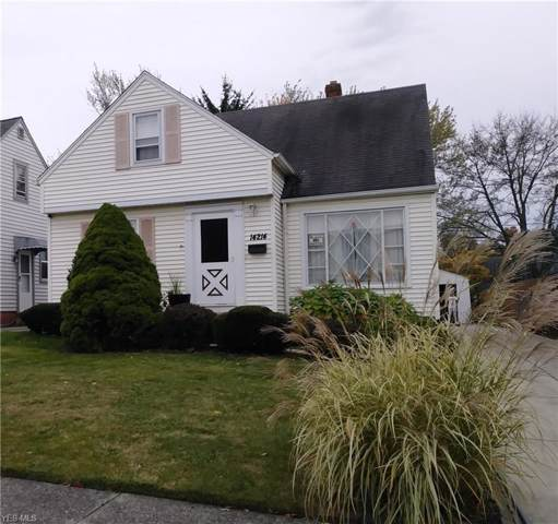 14214 Krems Avenue, Maple Heights, OH 44137 (MLS #4145196) :: The Crockett Team, Howard Hanna