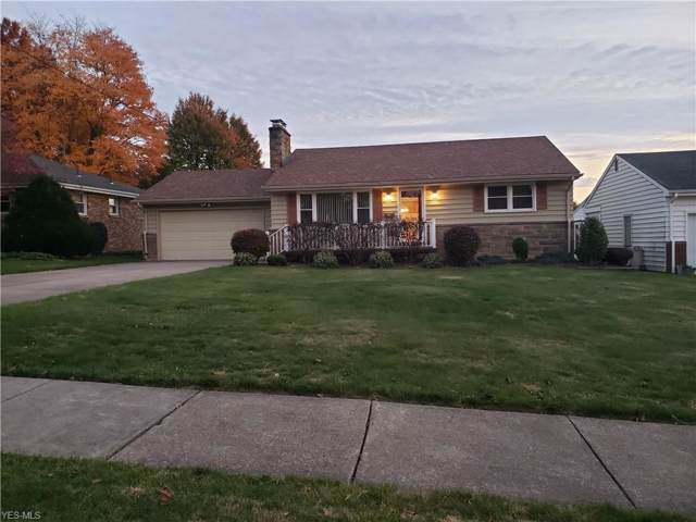 2929 Bernadette Avenue, Youngstown, OH 44509 (MLS #4145225) :: The Crockett Team, Howard Hanna