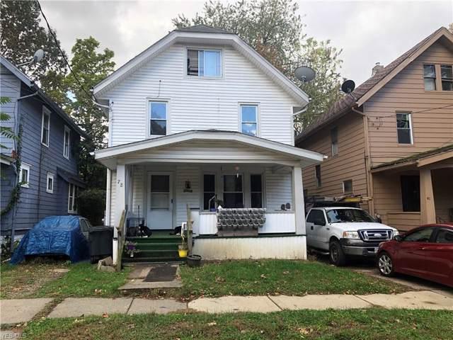 78 W Dalton Street, Akron, OH 44310 (MLS #4145365) :: RE/MAX Trends Realty