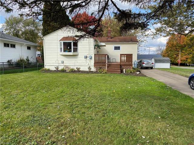 1075 Noble Street, Barberton, OH 44203 (MLS #4145390) :: RE/MAX Edge Realty