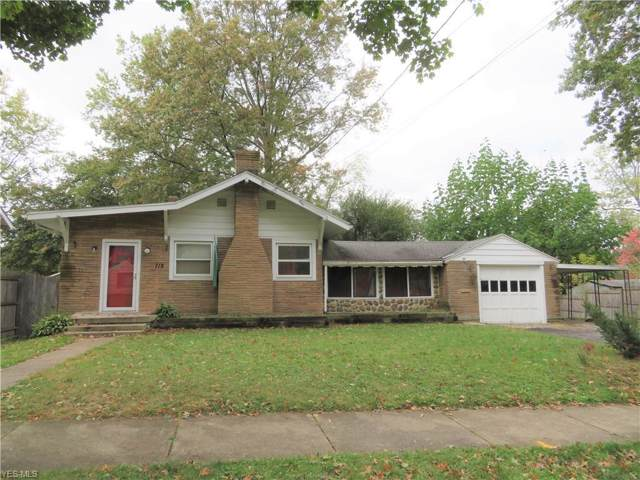 718 Garry Road, Akron, OH 44305 (MLS #4145508) :: RE/MAX Edge Realty