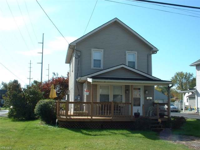 7878 3rd Street, Masury, OH 44438 (MLS #4145603) :: RE/MAX Edge Realty