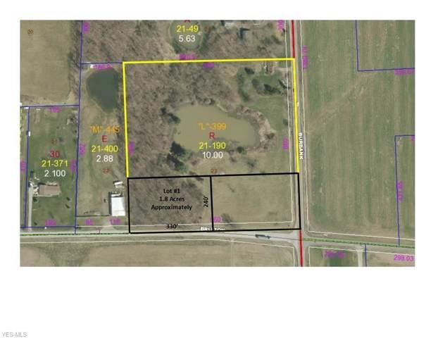 14548 Burbank Road, Burbank, OH 44214 (MLS #4145740) :: Select Properties Realty