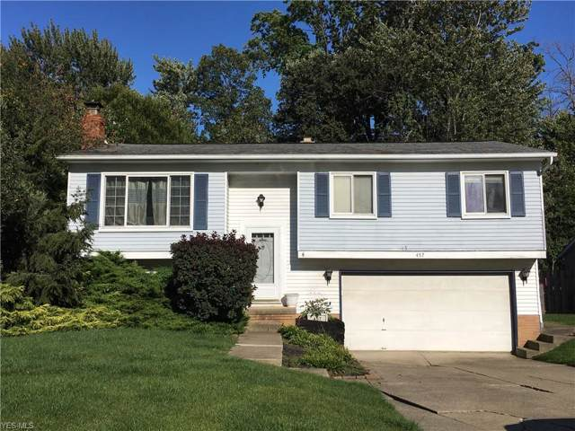 457 East Overlook Drive, Eastlake, OH 44095 (MLS #4145936) :: RE/MAX Above Expectations