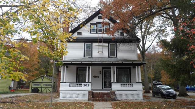 202 S Chestnut Street, Kent, OH 44240 (MLS #4145998) :: RE/MAX Trends Realty