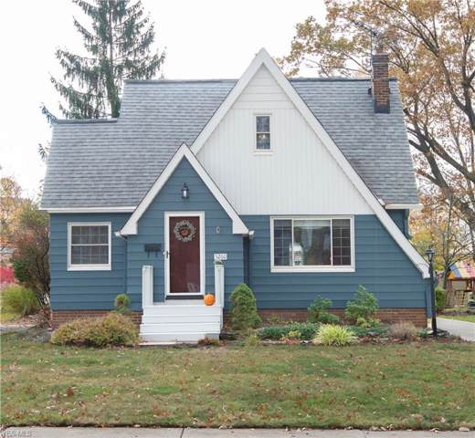 5260 Lynd Avenue, Lyndhurst, OH 44124 (MLS #4146792) :: Tammy Grogan and Associates at Cutler Real Estate