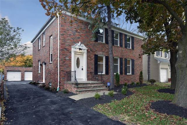 19419 Chagrin Boulevard, Shaker Heights, OH 44122 (MLS #4147237) :: RE/MAX Edge Realty