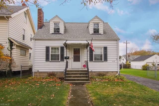 148 Brandtson Avenue, Elyria, OH 44035 (MLS #4147821) :: RE/MAX Edge Realty