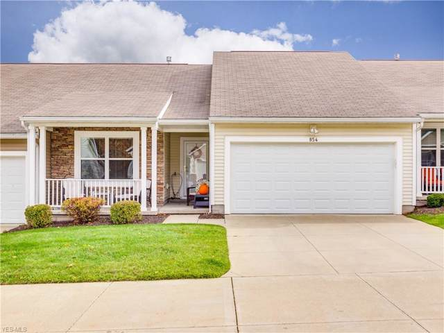854 Bristol Drive, Akron, OH 44312 (MLS #4147955) :: RE/MAX Edge Realty
