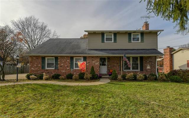 736 Colonial Avenue, Canal Fulton, OH 44614 (MLS #4148012) :: RE/MAX Trends Realty