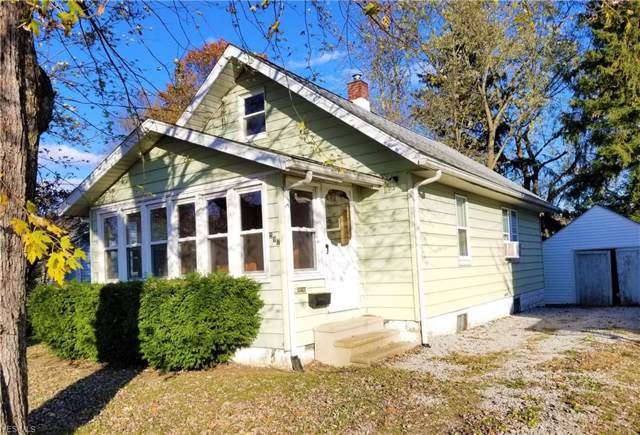 297 Pauline Avenue, Akron, OH 44312 (MLS #4148307) :: RE/MAX Edge Realty