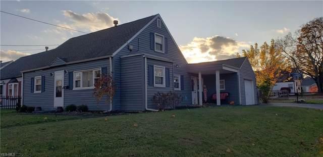 184 N Edgehill Avenue, Youngstown, OH 44515 (MLS #4148320) :: The Crockett Team, Howard Hanna