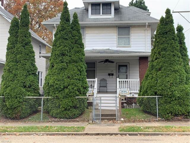 821 Brown Avenue NW, Canton, OH 44703 (MLS #4148420) :: RE/MAX Trends Realty