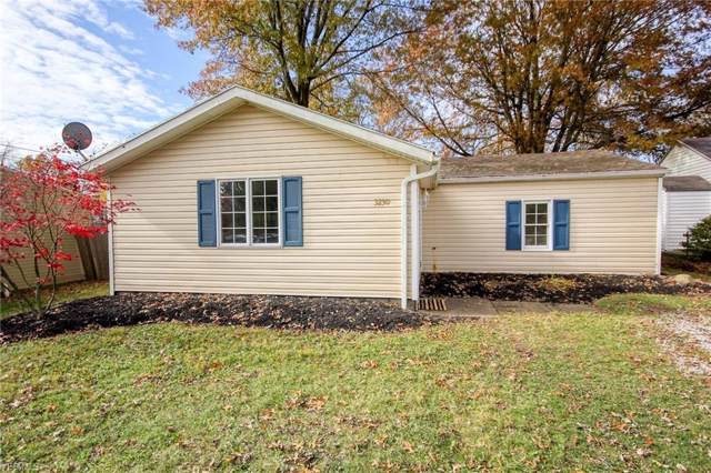 3230 S Bender Avenue, Akron, OH 44319 (MLS #4148576) :: RE/MAX Edge Realty