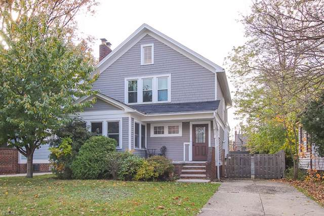 1076 Quilliams Road, Cleveland Heights, OH 44121 (MLS #4148647) :: RE/MAX Edge Realty
