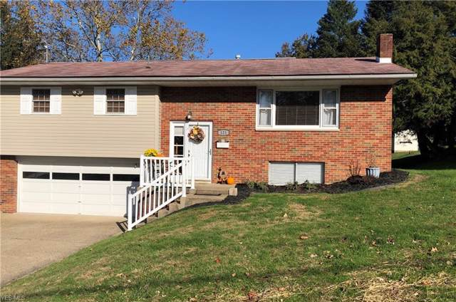 121 Parshall Avenue, St. Clairsville, OH 43950 (MLS #4148652) :: The Crockett Team, Howard Hanna