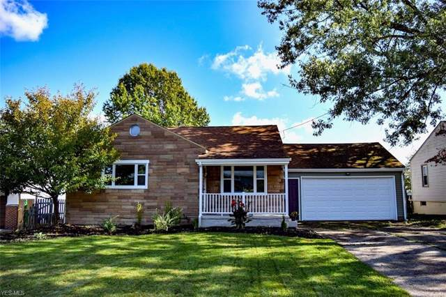 229 S Beverly Avenue, Youngstown, OH 44515 (MLS #4148653) :: The Crockett Team, Howard Hanna