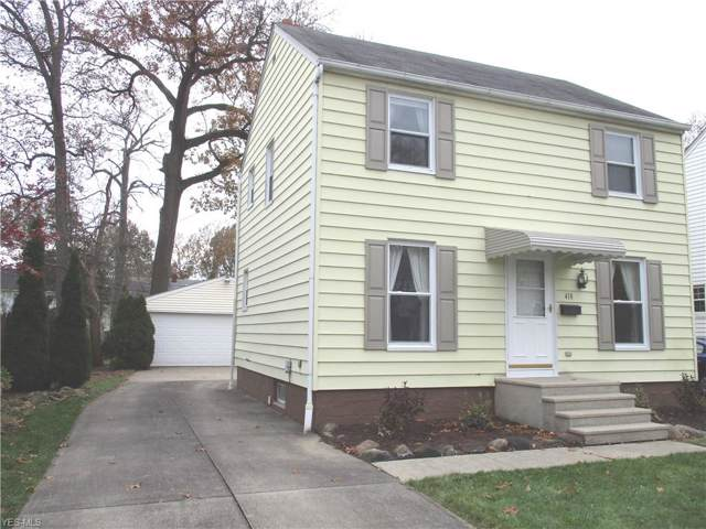 418 Hayes Avenue, Cuyahoga Falls, OH 44221 (MLS #4148682) :: RE/MAX Trends Realty