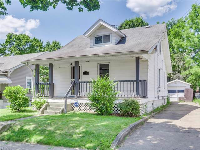 1260 Dietz Avenue, Akron, OH 44301 (MLS #4148755) :: RE/MAX Above Expectations