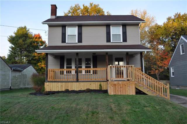 409 Ingall Avenue NW, Massillon, OH 44646 (MLS #4148764) :: RE/MAX Edge Realty