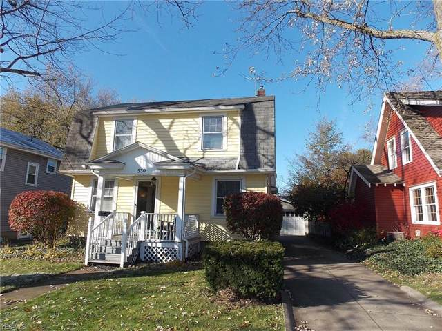 530 High Street, Wadsworth, OH 44281 (MLS #4148980) :: RE/MAX Edge Realty