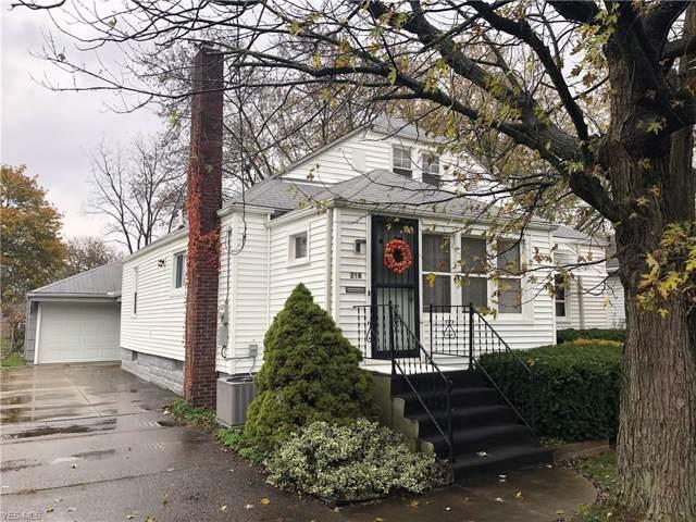 218 Wrexham, Massillon, OH 44646 (MLS #4149052) :: RE/MAX Edge Realty
