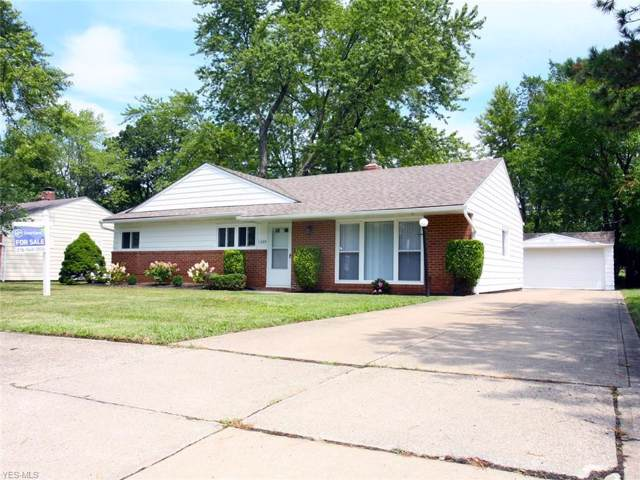 1399 Ranchland Drive, Mayfield Heights, OH 44124 (MLS #4149118) :: The Crockett Team, Howard Hanna