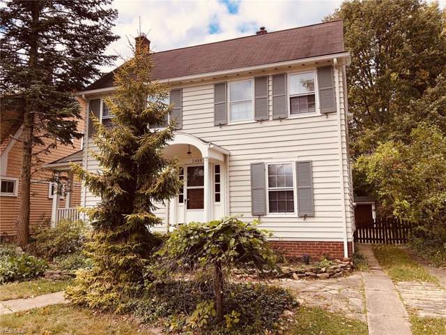 2488 Princeton Road, Cleveland Heights, OH 44118 (MLS #4149281) :: RE/MAX Trends Realty