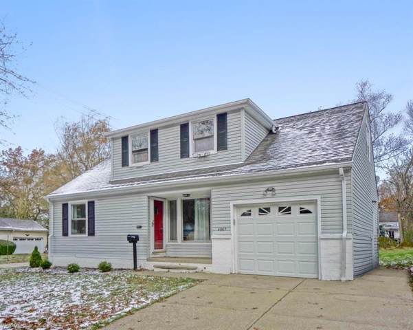 4967 S Sedgewick Road, Lyndhurst, OH 44124 (MLS #4149363) :: Tammy Grogan and Associates at Cutler Real Estate
