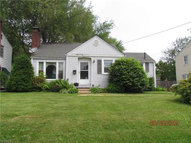 1827 36th Street NW, Canton, OH 44709 (MLS #4149387) :: RE/MAX Trends Realty