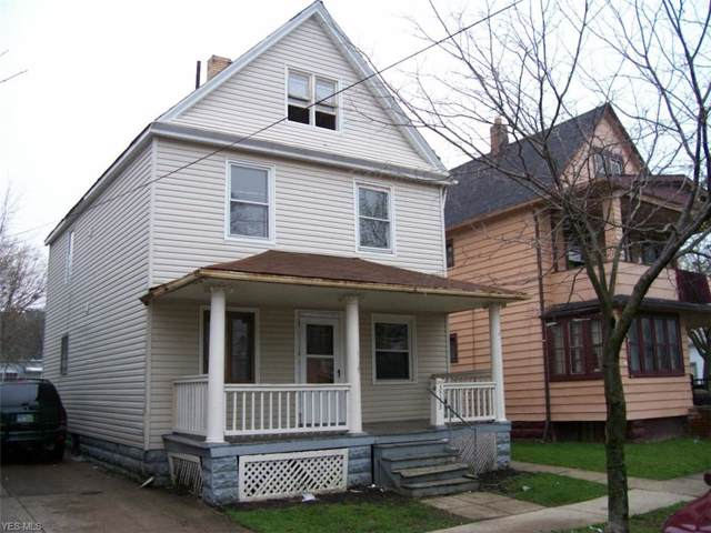 3733 Newark Avenue, Cleveland, OH 44109 (MLS #4149436) :: RE/MAX Edge Realty