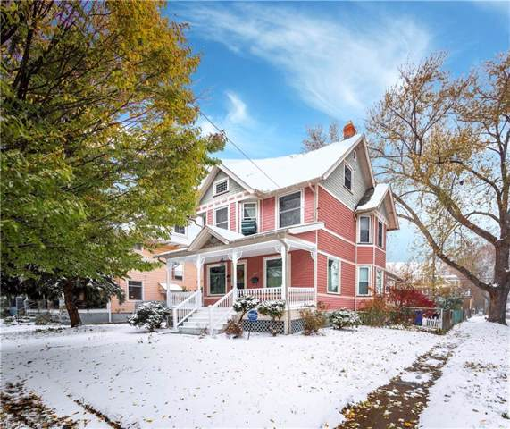 3202 Daisy Avenue, Cleveland, OH 44109 (MLS #4149512) :: RE/MAX Valley Real Estate