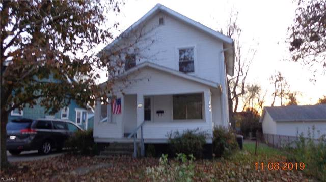 144 Milo Avenue, Barberton, OH 44203 (MLS #4149550) :: The Crockett Team, Howard Hanna