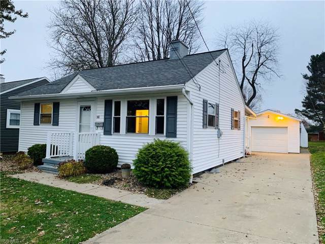 146 25th Street NW, Massillon, OH 44647 (MLS #4149650) :: RE/MAX Trends Realty