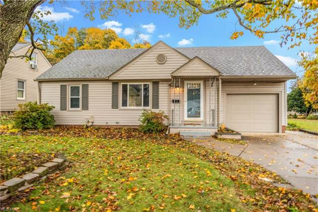 2520 Wertz Avenue NW, Canton, OH 44708 (MLS #4149682) :: RE/MAX Trends Realty
