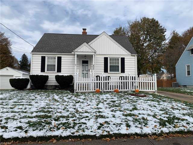 807 S Valley Boulevard NW, North Canton, OH 44720 (MLS #4149734) :: RE/MAX Trends Realty