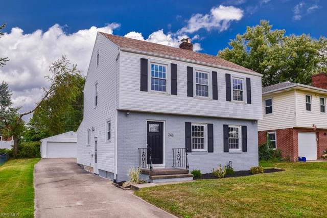 243 31st Street NW, Canton, OH 44709 (MLS #4149797) :: RE/MAX Edge Realty