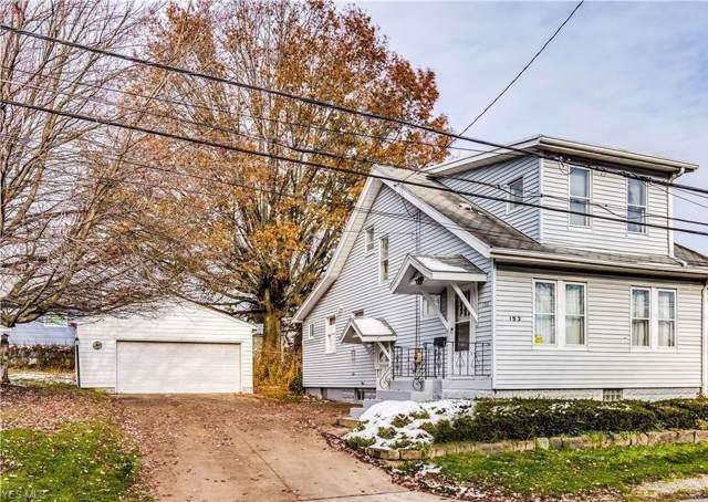 153 Norwood Street, Barberton, OH 44203 (MLS #4149837) :: RE/MAX Edge Realty