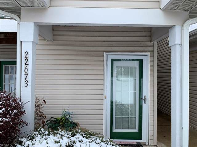 22673 Lenox Drive #625, Fairview Park, OH 44126 (MLS #4149844) :: RE/MAX Edge Realty