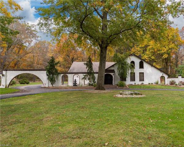 1551 Prospect Street, Mineral Ridge, OH 44440 (MLS #4149922) :: The Art of Real Estate