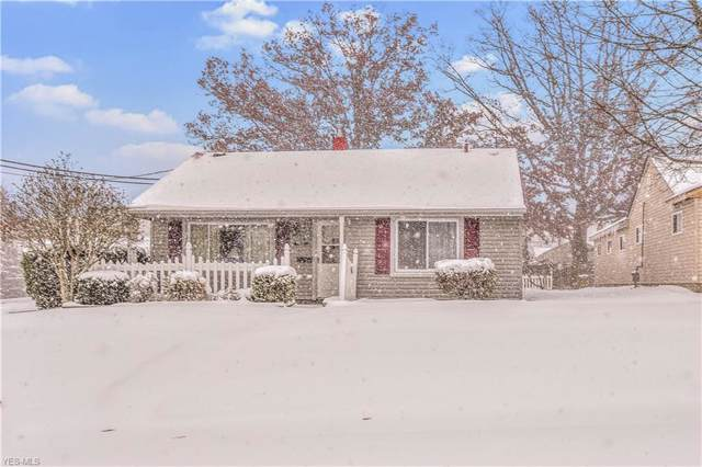 1602 Chattanooga Avenue, Youngstown, OH 44514 (MLS #4149964) :: RE/MAX Trends Realty